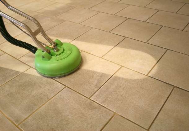 5 reasons you should hire a professional to clean your tile and grout